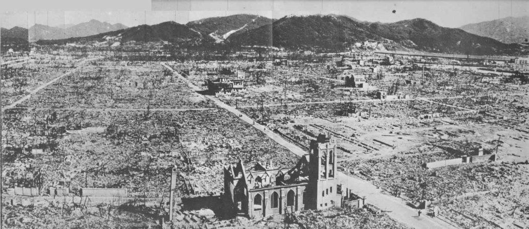 connect other events to hiroshima bomb Get sfgate newsletters for the latest from the bay the plane that dropped the hiroshima bomb along with the other major events of late 1944.