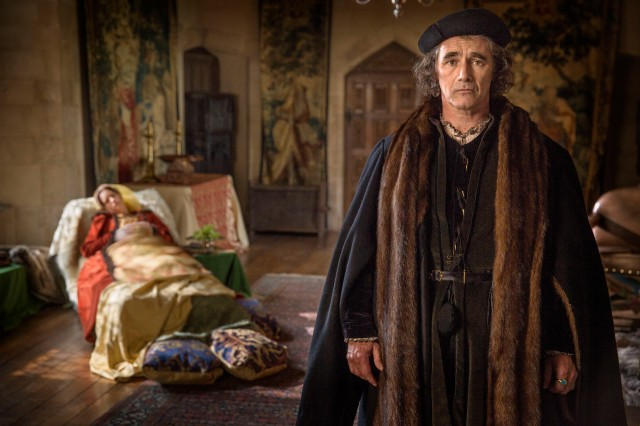 Mark Rylance as Thomas Cromwell. Credit:BBC