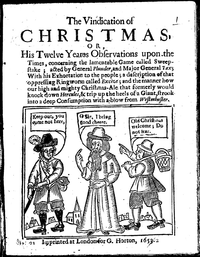 Cromwellian Christmas 1