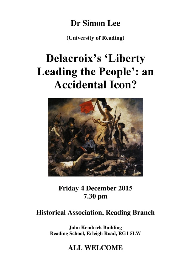 Simon Lee - Delacroixs Liberty Leading the People