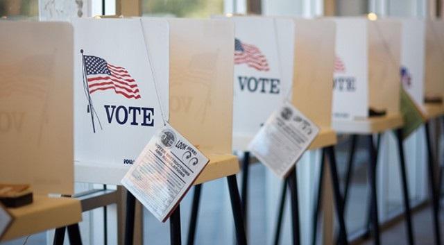 US Election - votes