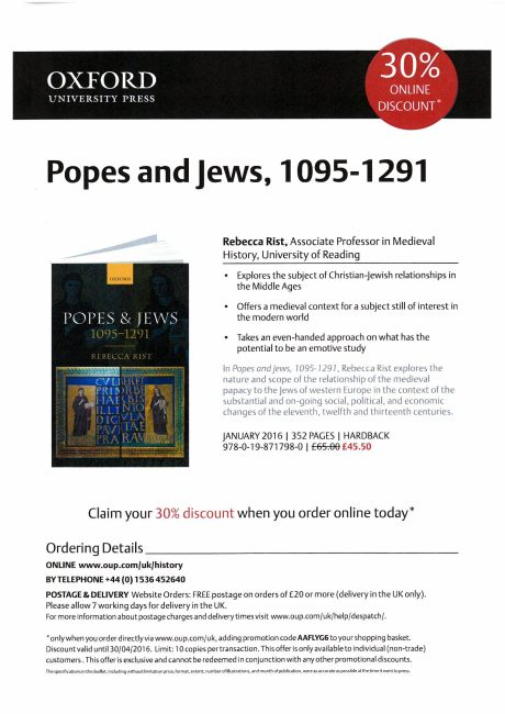 Popes&Jews