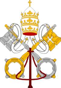 30.05.16 Bluffers Guide to the Papacy - Emblem_of_the_Papacy