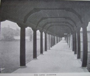 8. the long cloister