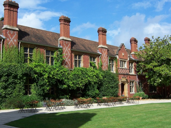 Wantage Hall, built 1908