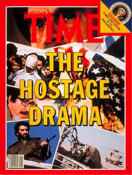 time iran hostage crisis