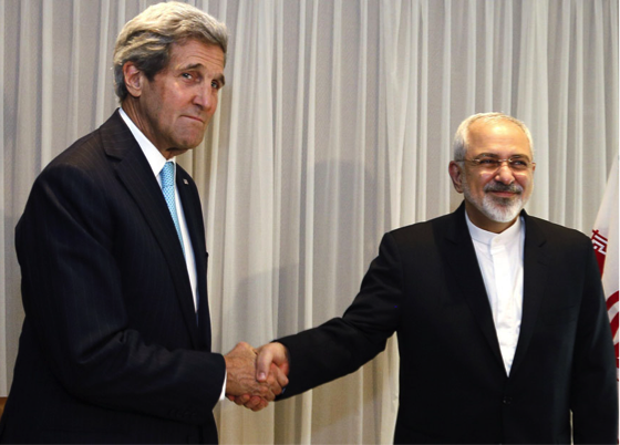 kerry and iran