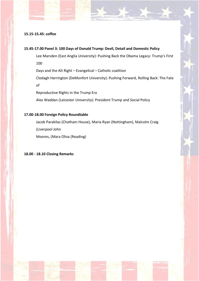 Conference Programme - with flag 2