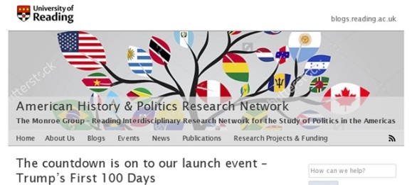 New Monroe Group blog site