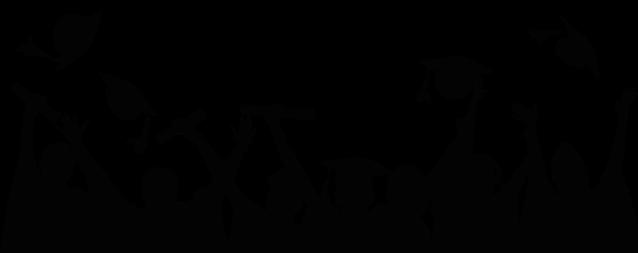 graduation-celebration-silhouette