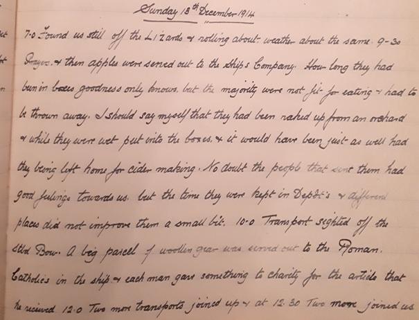 13th December 1914, 1