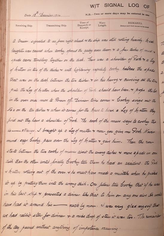 13th December 1914, 2