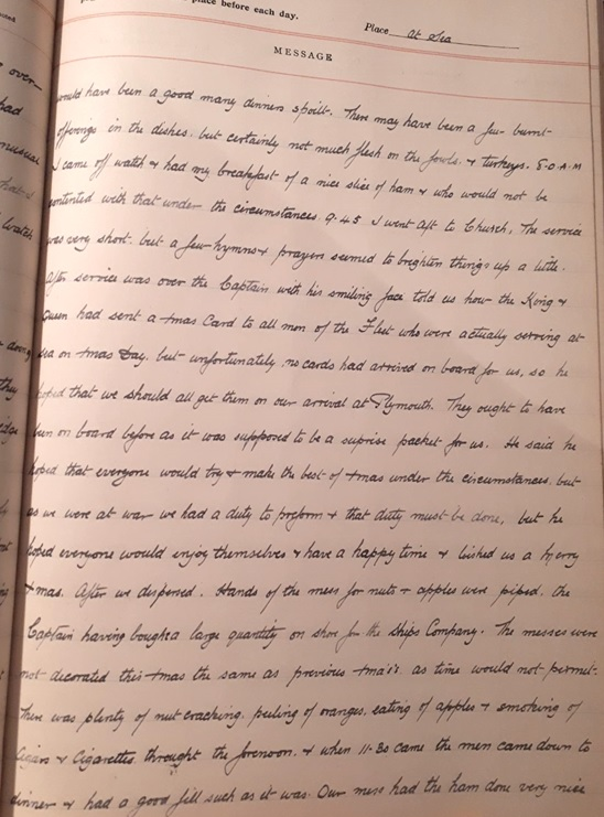 25th December 1914, 2