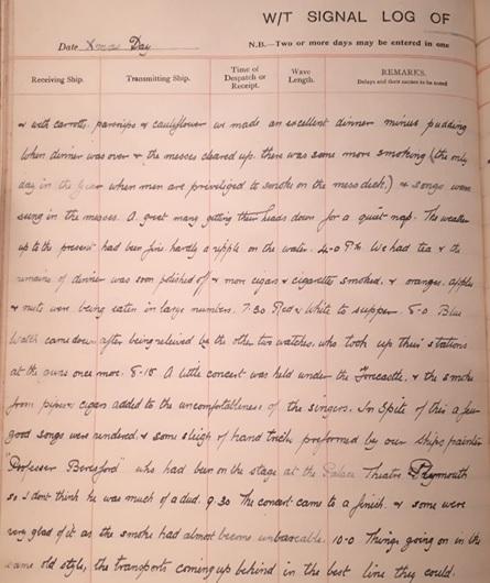 25th December 1914, 3