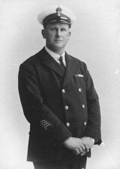 Great-grandad in uniform