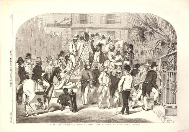 1856 Slave Sale (British Museum)