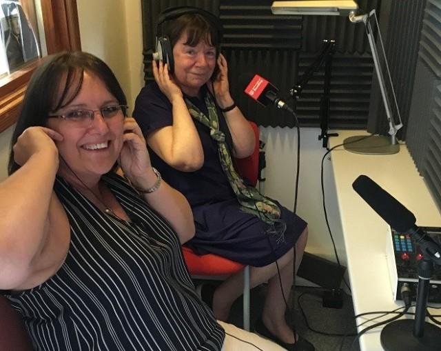 Anne Jacqui radio