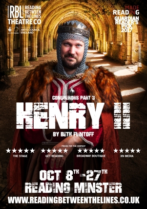 HENRY II A5 Flyer Front