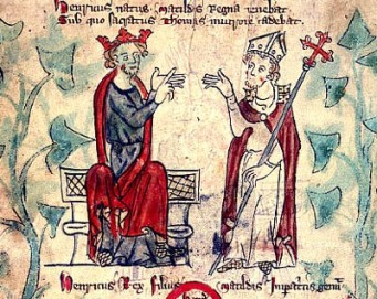 Henry ii and Beckett