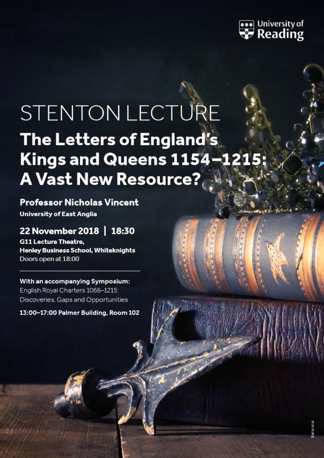 Stenton Lecture 1 (3)
