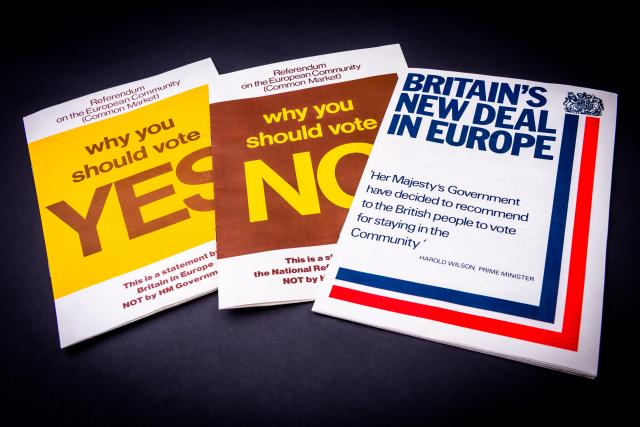 UK European Communities Membership Referendum 1975