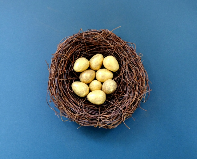 Canva - White Eggs in Brown Nest - Photo by Alizee Marchand